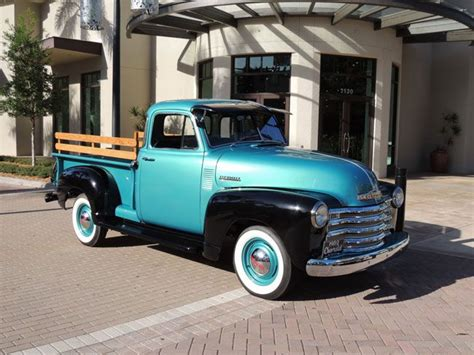 Mike Magden's 1952 Chevrolet Pickup Is As Handsome And