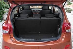 Hyundai I10 Coffre : essai de la nouvelle hyundai i10 la citadine qui voit grand 2013 l 39 argus ~ Medecine-chirurgie-esthetiques.com Avis de Voitures