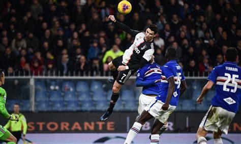 Flying Ronaldo fires Juventus to top - Global Times