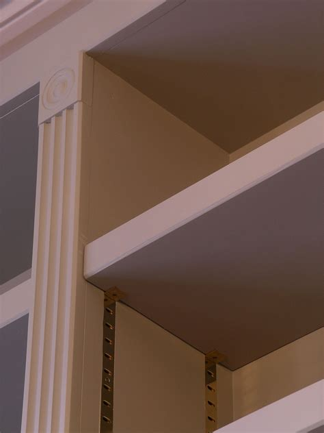 Bookcase Shelving Strips by Custom Built Room Bookcase And Equipment Storage