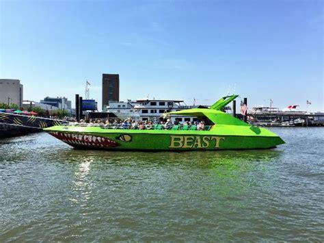 Boat Ride Nyc by The Beast Speedboat Nyc Picture Of The Beast Speedboat