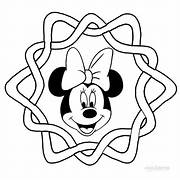 Cartoon   Printable Mi...Mickey Mouse Coloring Letters