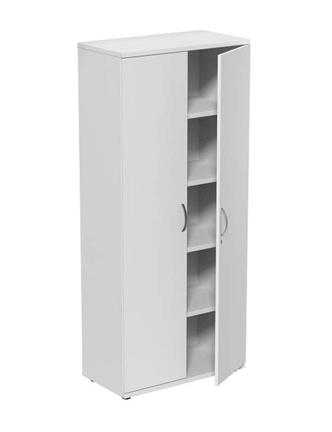 White Storage Cupboard With Doors by White 5 Level Storage Cupboard