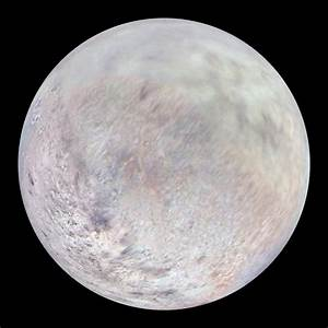 Triton: Neptune's Moon Dataset | Science On a Sphere