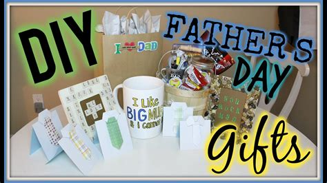 fathers day diy gift ideas youtube