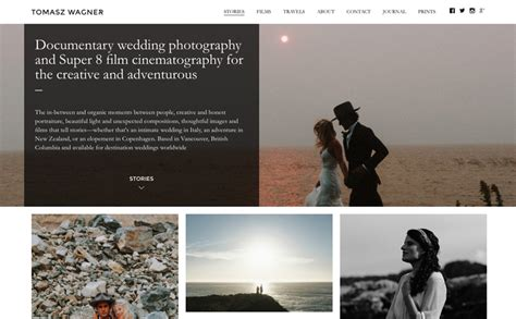 Best Photographer Website 50 Of The Best Photography Websites For Inspiration