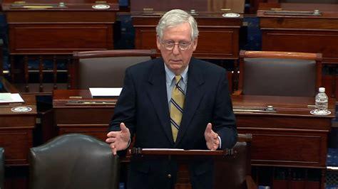trump impeachment trial   senate  updates npr