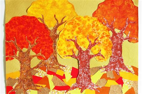 fall  autumn crafts  kids fun craft ideas