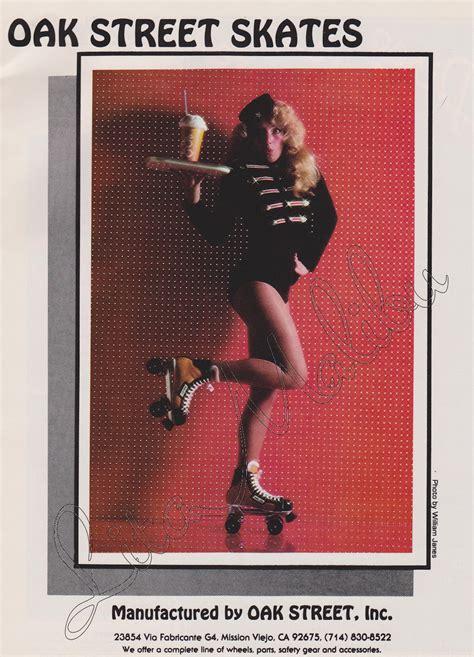 roller skating magazine october  vintage everyday