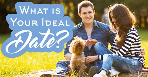 What Is Your Ideal Date? - Quiz - Quizony.com