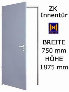 Tür T30 Rs : zk t r von h rmann 750 mm x 1875 mm mit t rblatt zarge und beschlag ~ Orissabook.com Haus und Dekorationen