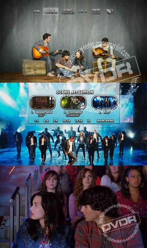 camp rock  descargar camp rock  dvd en espanol latino