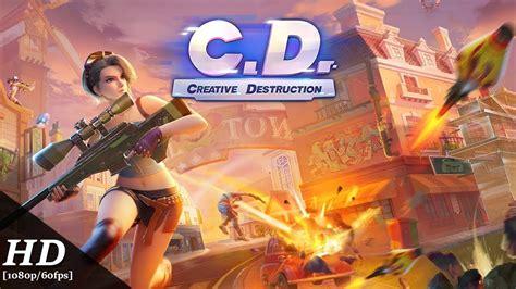 creative destruction   fortnite clone  android