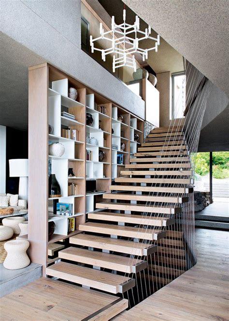 les 25 meilleures id 233 es concernant escalier flottant sur design d escaliers modernes