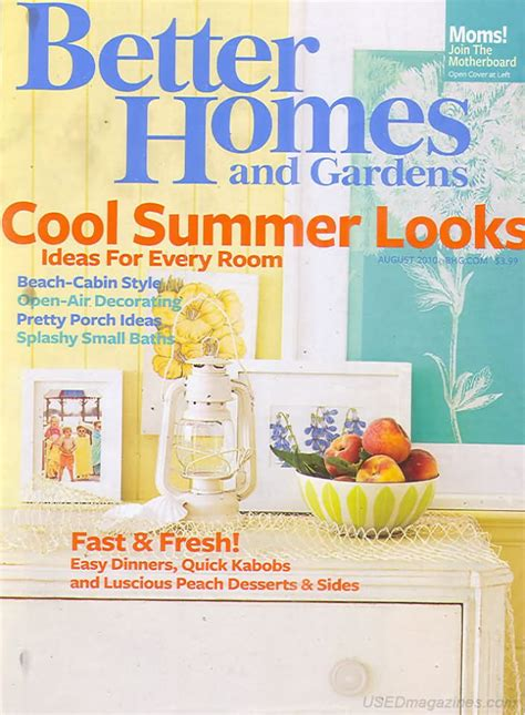 oldmags better homes and gardens august 2010