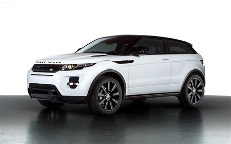 Land Rover Evoque Black Design Pack 2014 Widescreen Exotic