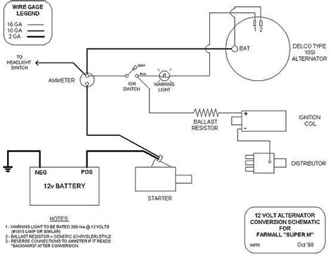 8n ford tractor alternator wiring diagram best site