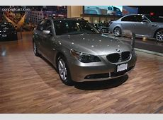 2005 BMW 530i Image httpswwwconceptcarzcomimages