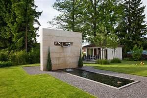 Wasserspiel Für Terrasse : wasserspiel garten modern ~ Michelbontemps.com Haus und Dekorationen