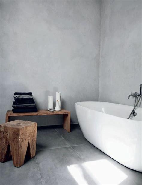 Badezimmer Modern Beton by Minimalistische Badezimmer Ideen Mit Auff 228 Lliger 196 Sthetik