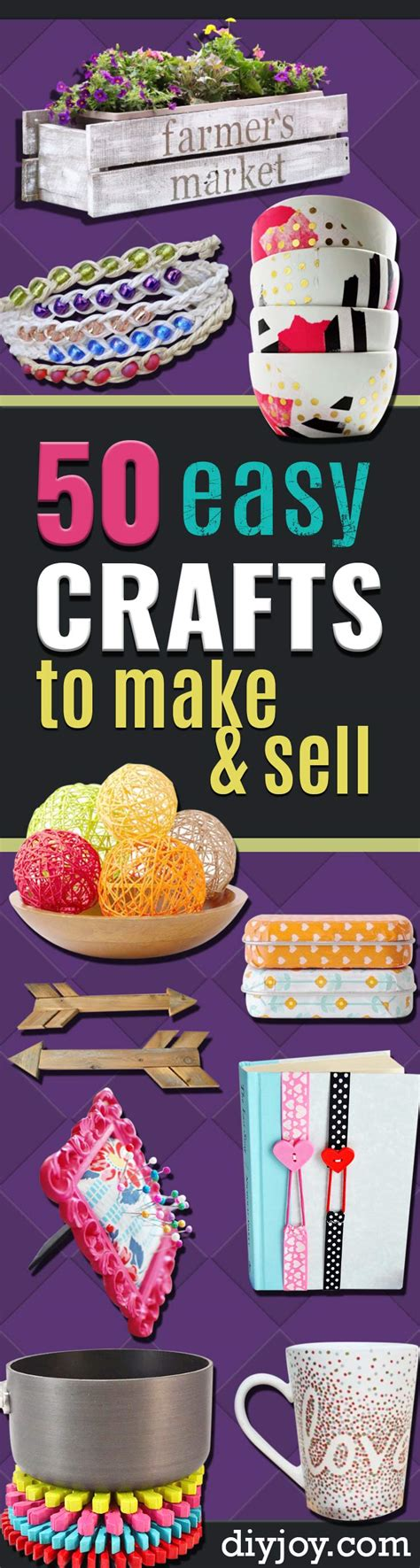 easy crafts    sell