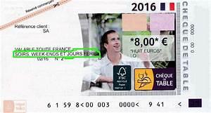 Cheque Cadhoc Ou Les Utiliser : cheques de table natixis supermarch ou les utiliser ~ Dailycaller-alerts.com Idées de Décoration