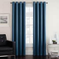 twilight room darkening grommet window curtain panel bed bath beyond