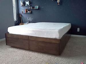 DIY Platform Bed Ideas DIY Projects Craft Ideas How To
