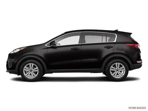 Used 2017 Black Cherry Kia Sportage For Sale In Akron