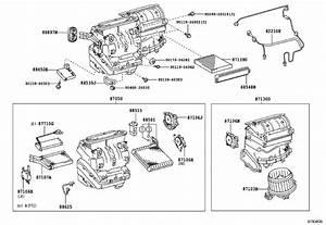 2011 Toyota Rav4 Damper Servo Sub