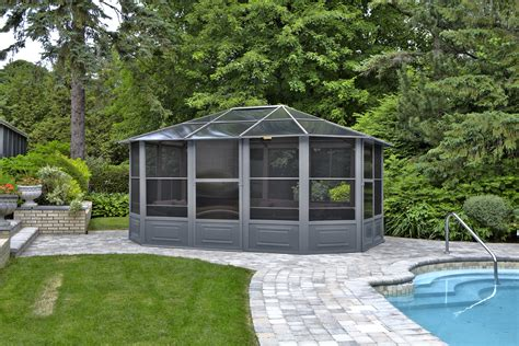 gazebo penguins gazebo penguin inc 12 x15 four season solarium