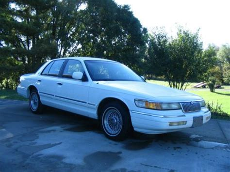 Sell Used 1993 Mercury Grand Marquis Ls ***1 Owner!! Only