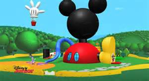 mickey mouse clubhouse opening credits youtube