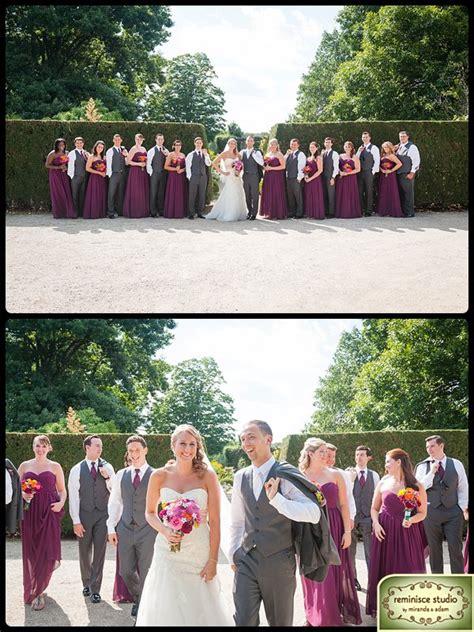 jen dans wedding  boerner botanical gardens hales