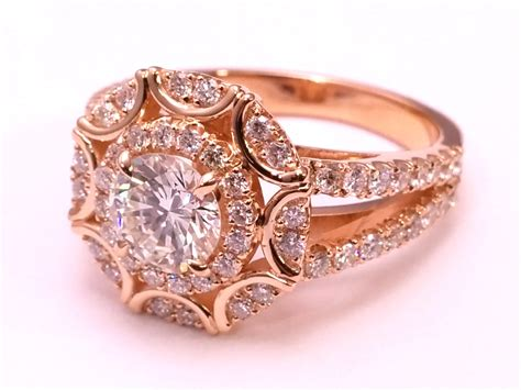 Rose Gold Rings Rose Gold Rings Nyc