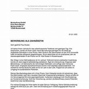 Im Anhang Sende Ich Ihnen Die Rechnung : bewerbung als zahnarzt zahn rztin ~ Themetempest.com Abrechnung