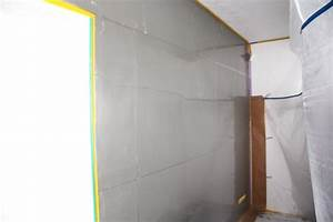 Selbst Verputzen Leicht Gemacht : w nde in sichtbetonoptik wand in beton optik anleitung ~ Lizthompson.info Haus und Dekorationen