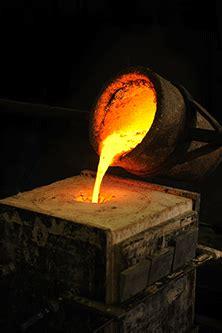 kolene cast iron sand