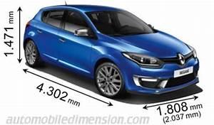 Dimension Renault Scenic 4 : dimensions des voitures renault longueur x largeur x hauteur ~ Medecine-chirurgie-esthetiques.com Avis de Voitures