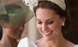 Did Kate Middleton pay tribute to Queen at christening ...