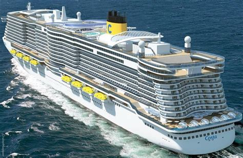 costa cruises ships  itineraries