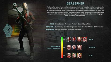 killing floor 2 perks killing floor 2 perks a detailed guide layerpoint
