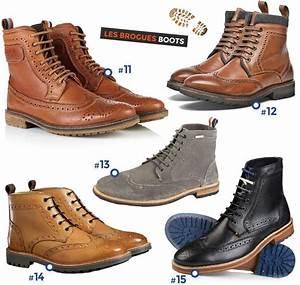 Tendance Chaussures Automne Hiver 2016 : chaussure homme tendance 2017 ~ Melissatoandfro.com Idées de Décoration