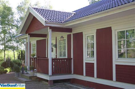 Schwedische Eingangsveranda  Schwedenhaus Skandihaus, Das