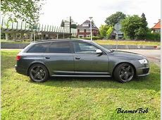 Audi RS6 Avant BeamerBob