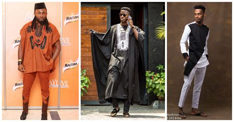 African Native Wears For Men