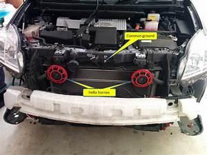 Prius Horn Upgrade Wiring Diagram