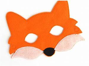 fox clipart face mask pencil and in color fox clipart With fantastic mr fox mask template
