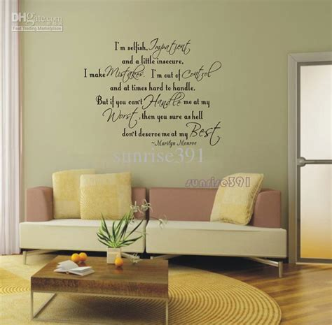 wall quotes  living room quotesgram