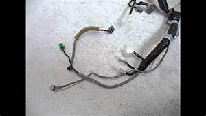2009 Honda Accord Audio Sub Wire Harness 32118